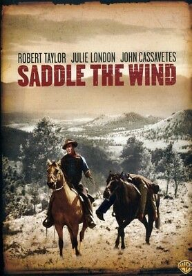 Saddle the Wind [New DVD]