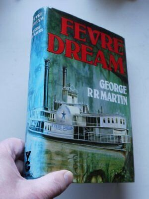 Fevre Dream by Martin, George R. R. Hardback Book The Cheap Fast Free Post