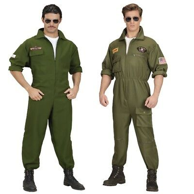 pilot kampfjet top gun partner kost m pilot jet karneval. Black Bedroom Furniture Sets. Home Design Ideas
