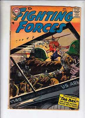 Our Fighting Forces #26 Sgt Rock Easy Co strict VG+ 4.5  BV$45.00  25pct