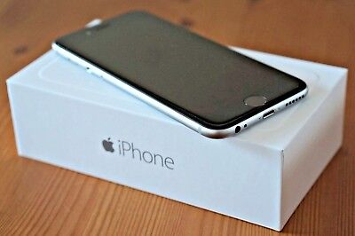 New In Box Apple iPhone 6 64GB Space Gray GSM Unlocked for ATT and T-Mobile