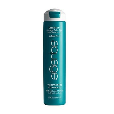 Aquage Sea Extend Volumizing Shampoo (10 fl oz) 295.6 ml sulfate free UVA/UVB