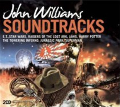 John Williams Soundtracks  CD NEW