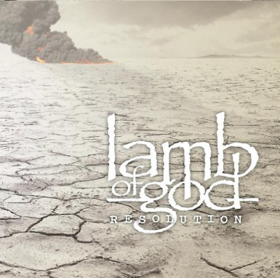 Lamb Of God-Resolution (Clean Version)  CD NEW