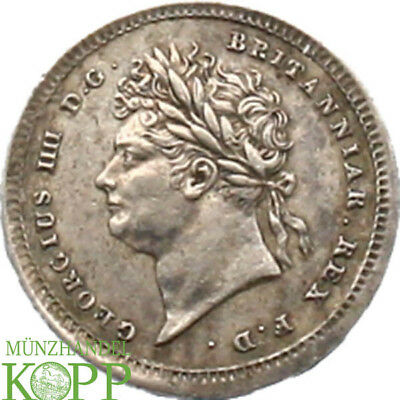 AA4162) Great Britain Maundy 2 Pence 1830 William IV 1830-1837
