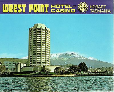 Wrest Point Casino Accommodation