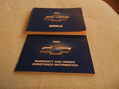 2002 chevy impala owners manual 13 47 picclick rh picclick com 2002 chevy impala owners manual 2002 chevy impala owners manual free download