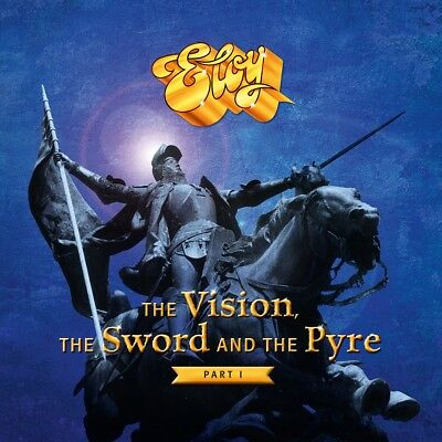Eloy - Vision, the Sword and the Pyre, Pt. 1