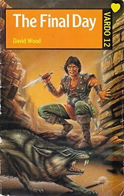 Vardo 12: Final Day: The Final Day Bk. 12 by Wood, David Paperback Book The