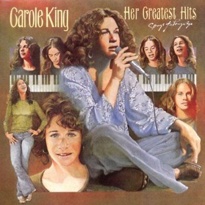 Carole King-Her Greatest Hits  CD NEW