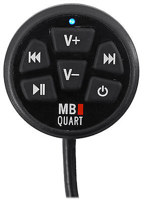 MB QUART N1-WBT Marine Waterproof Wired Bluetooth Boat ATV Preamp Controller
