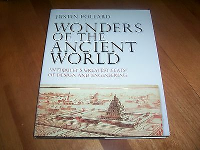 WONDERS OF THE ANCIENT WORLD Rome Petra Tikal Knossos Delphi Ur Athens Book NEW