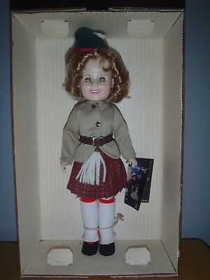 """Vntg! NIB! 1983 Ideal 12"""" Shirley Temple Wee Willie Winkie Doll Original Outfit"""