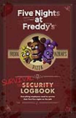 Five Nights At Freddy's Survival Logbook - Cawthon, Scott (Crt) - New Book