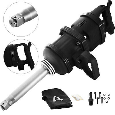 5000 ft/lbs New Air Impact Wrench Tool Gun 1inch Drive Torque Pneumatic Tools