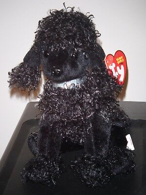 Ty Beanie Baby ~ BIJOUX the Poodle Dog ~ MINT with MINT TAGS ~ RETIRED