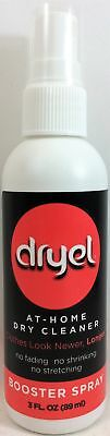 Dryel At-Home Dry Cleaner Cleaning Booster Spray 3 oz