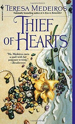 Thief of Hearts by Medeiros, Teresa Paperback Book The Fast Free Shipping