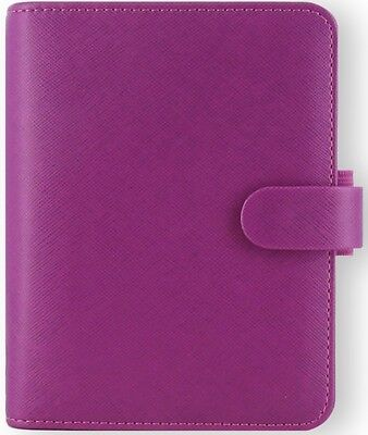 Filofax Saffiano Pocket Organiser Raspbe (Office Product), 9781472612359