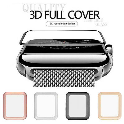 For Apple Watch Series 4 / 3 / 2/ 1Tempered Glass Screen Protector 38/42/40/44mm