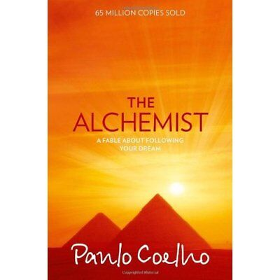 The Alchemist: A Fable About Following Your Dream - Paperback NEW Coelho, Paulo