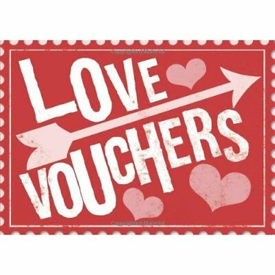 Love Vouchers (Gift) - Hardcover NEW . (Author) 2014-01-06