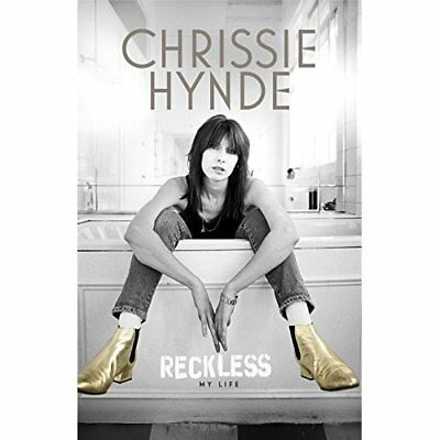 Reckless - Hardcover NEW Chrissie Hynde  2015-09-08