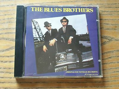 CD-SOUNDTRACK-THE BLUES BROTHERS-Atlantic 1986