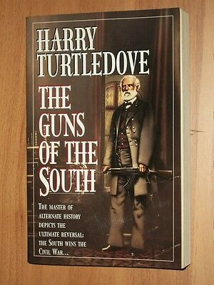 Harry Turtledove-The Guns Of The South-Delrey-1992 (Libro In Lingua Inglese)Ottm