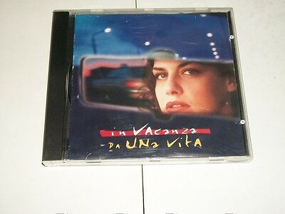 Cd-Irene Grandi-In Vacanza Da Una Vita-Warner Music-1995