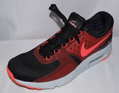 NIKE MEN'S AIR Max Zero Essential Running Shoes 876070 007, Pre Owned