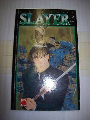 Slayer - N°3 - K. Kusunoki - Marvel Manga Panini Comics