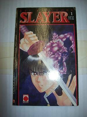Slayer - N°1 - K. Kusunoki - Marvel Manga Panini Comics