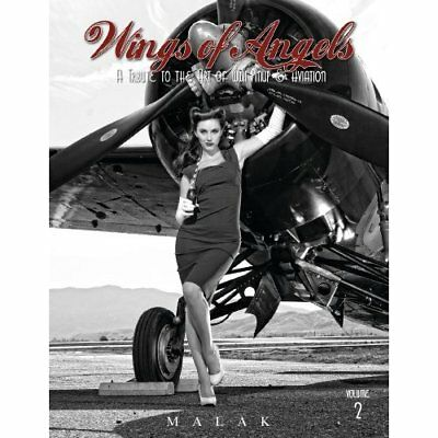 WINGS OF ANGELS VOLUME 2 - Hardcover NEW M MALAK (Author 2014-10-01