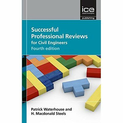 Successful Professional Reviews for Civil Engineers, 4t - Paperback NEW Waterhou