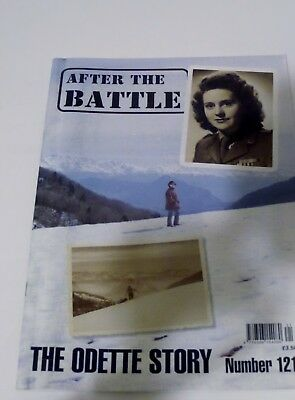 After the Battle magazine number: 121
