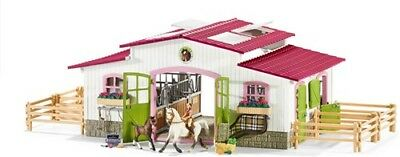 Schleich Horse Club - Riding Centre with Rider and Horses