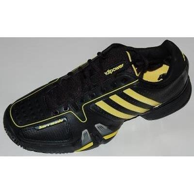 Adidas Andy Murray adipower Barricade 7.0 Men  schwarz-gelb