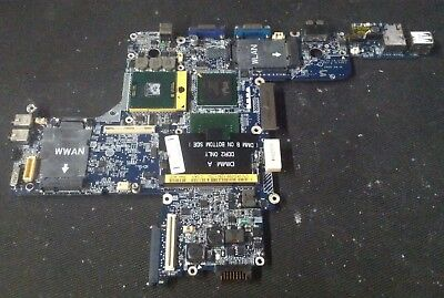 Dell Latitude D620 Motherboard XD299 w/ Core 2 Duo T5600 1.83Ghz CPU Included