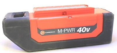 Hoover CH90040 M-PWR 40V Li-Ion Commercial Battery 324Wh   22-4A