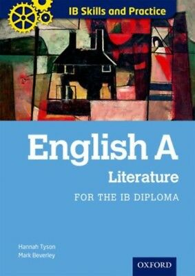 English A Literature Skills and Practice: Oxford IB Diploma Progr...