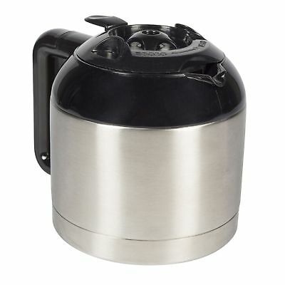 1.0L JUG FLASK THERMOS HOT OR COLD Coffee / Tea Pot Stainless Steel