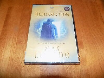 RESURRECTION Max Lucado Miracle of EASTER History Biblical Bible DVD SEALED NEW