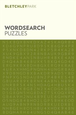 Bletchley Park Puzzles Wordsearch (Paperback), Arcturus Publishin...