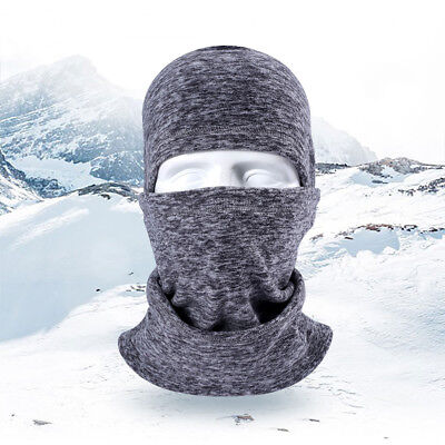 CO_ HK- Winter Cycling Motorcycle Outdoor Sports Scarf Neck Warmer Full Face Mas