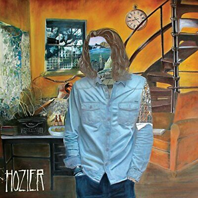 Hozier - Hozier - Hozier CD ISVG The Cheap Fast Free Post The Cheap Fast Free