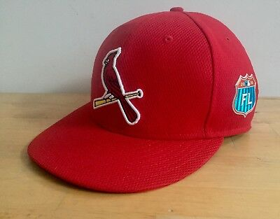 New Era MLB St Louis Cardinal Spring Training 59Fifty Official OnField Cap 7 1/2