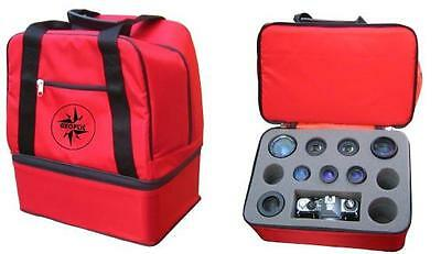 Geoptik padded carrying case for Cameras, Photo and telescope accessories,30B030