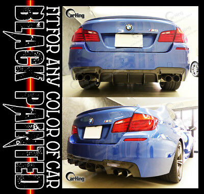 BMW F10 M5 3T REAR DIFFUSER PRIMED UNPAINTED 11