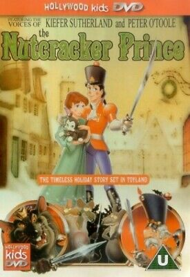 The Nutcracker Prince [DVD] -  CD XZVG The Fast Free Shipping